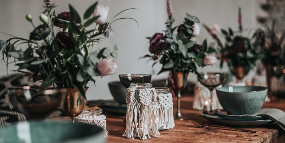 Hochzeitsdeko – unsere liebsten Tipps und Ideen